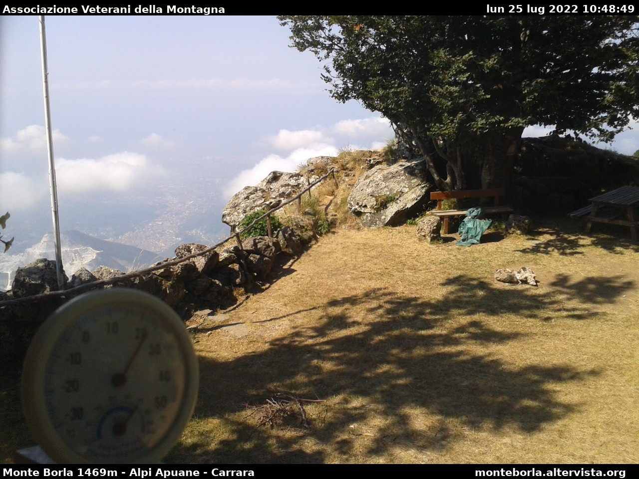Webcam Lunigiana